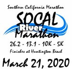 SOCAL Marathon registration logo