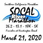 SOCAL Marathon registration logo