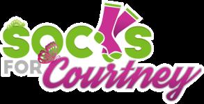 Socks For Courtney 5K registration logo