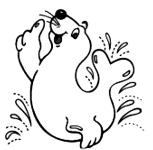 Soggy Seals Sprint Triathlon registration logo