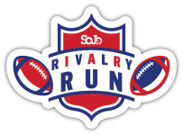 SOJO College Rivalry Run 10K/5K    registration logo