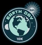 SOJO Earth Day 10k registration logo