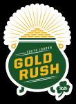 SOJO Gold Rush 5k registration logo