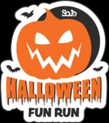 SoJo Halloween Fun Run registration logo
