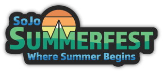 SoJo Summerfest 5k/Kids Run registration logo