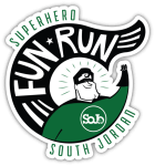 SOJO Superhero 5K and Kids Fun Run  registration logo