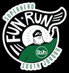 SOJO Superhero 5K and Kids Fun Run  registration logo