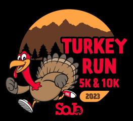 SoJo Turkey Run registration logo