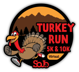 SoJo Virtual Turkey Run registration logo