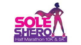 Sole Shero Virtual Race registration logo