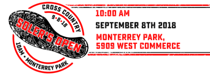 Soler's Open registration logo