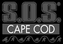 SOS Cape Cod registration logo