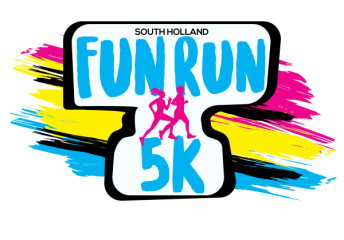 South Holland Fun Run registration logo