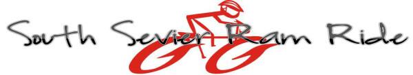 South Sevier Ram Ride registration logo