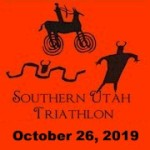 Southern Utah Triathlon registration logo