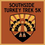 Southside Turkey Trek 5k registration logo