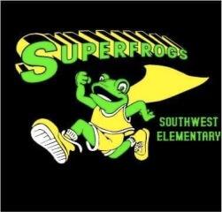 Southwest PTO 5K Glow Run/Walk registration logo