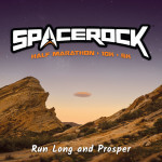 SPACEROCK Trail Race registration logo