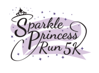 Sparkle Princess Run 5k registration logo