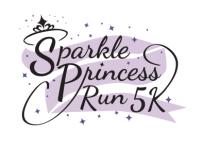 Sparkle Princess Run irtual 5k registration logo