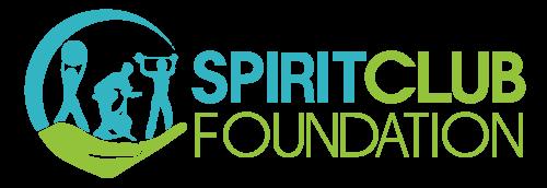 Spirit Club Foundation and SPIRIT Club Virtual Race registration logo