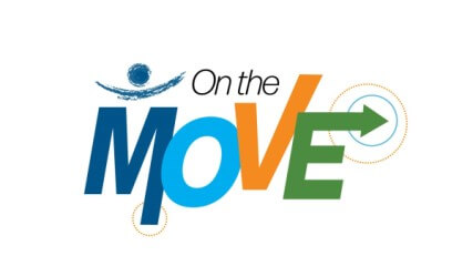 Spirit Sprint- On The Move registration logo