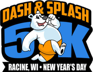 Dash and Splash 5K - Polar Plunge Optional registration logo
