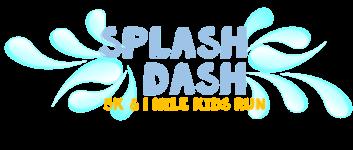Splash Dash 5K & 1 Mile registration logo