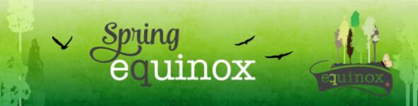 Spring Equinox  registration logo