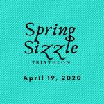 Spring Sizzle Tri registration logo