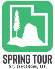 SPRING TOUR OF ST. GEORGE registration logo