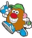Spud Fun Run 5k registration logo