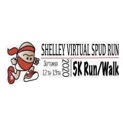 Spud Run registration logo
