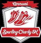 Spurling Charity 5K registration logo