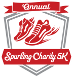 Spurling Charity 5K registration logo