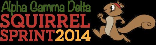Squirrel Sprint registration logo