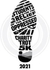 SRO Charity Trot registration logo