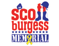 SSG Scott Burgess Memorial Run registration logo