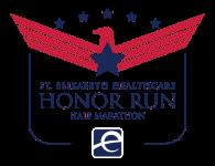 St. Elizabeth Healthcare Honor Run Half Marathon registration logo