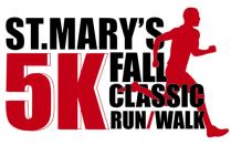 St Marys Fall Classic 5K Run/Walk registration logo