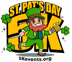 St. Pat's Day 5K & Paddy's 0.08ish K  registration logo