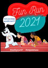 St. Thomas/St. John Seventh-day Adventist School  Fun Run registration logo