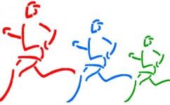 Stampede Fun Run registration logo