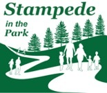 Stampede in the Park - Smithville registration logo