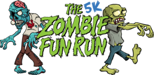 Station Camp Winter Guard Zomie Run registration logo