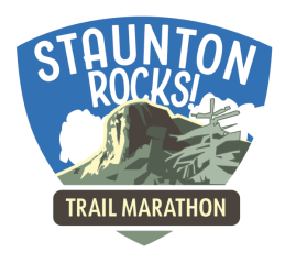 Staunton Rocks Marathon & Half registration logo