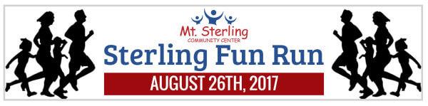 Sterling Fun Run registration logo