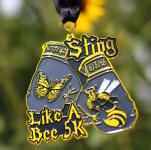 Sting Like A Bee 5K registration logo