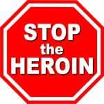 Stop The Heroin 10k and 5K registration logo