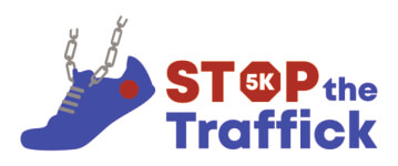 STOP THE TRAFFICK 5K registration logo